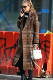 Gigi Hadid Out and About in New York 2018/11/19 4