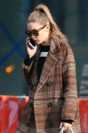 Gigi Hadid Out and About in New York 2018/11/19 5