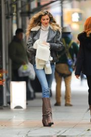 Gisele Bundchen Out and About in New York 2018/11/20 3