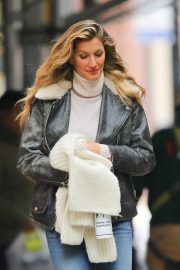 Gisele Bundchen Out and About in New York 2018/11/20 7