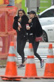 Gizele Oliveira and Cindy Mello at a Gym in New York 2018/11/07 3