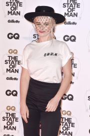 Grace Chatto at GQ Magazine 30th Anniversary Party in London 2018/10/29 10