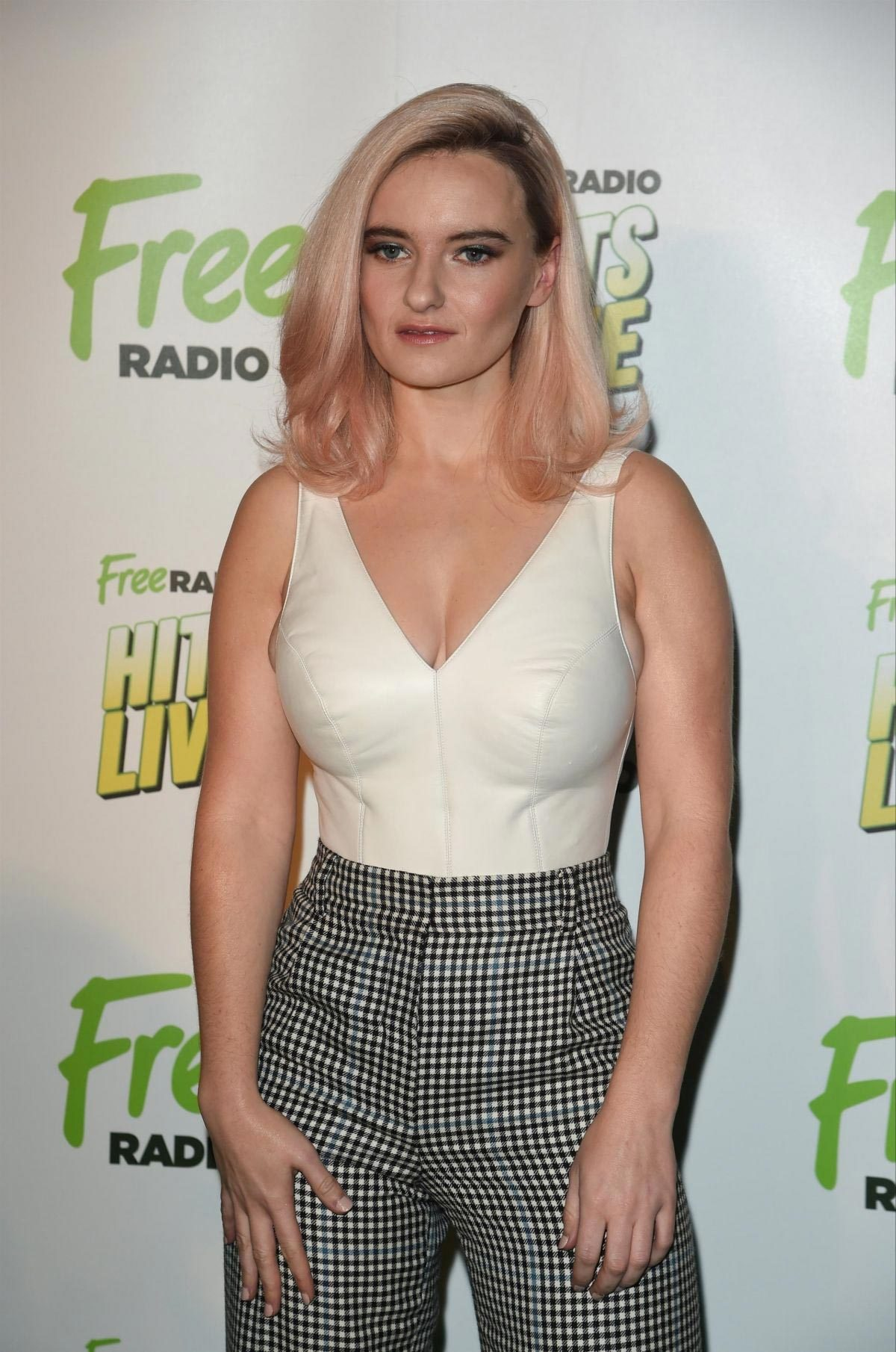 Grace Chatto at Hits Radio Live in Manchester 2018/11/25 1