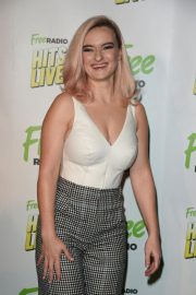 Grace Chatto at Hits Radio Live in Manchester 2018/11/25 9