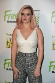 Grace Chatto at Hits Radio Live in Manchester 2018/11/25 10