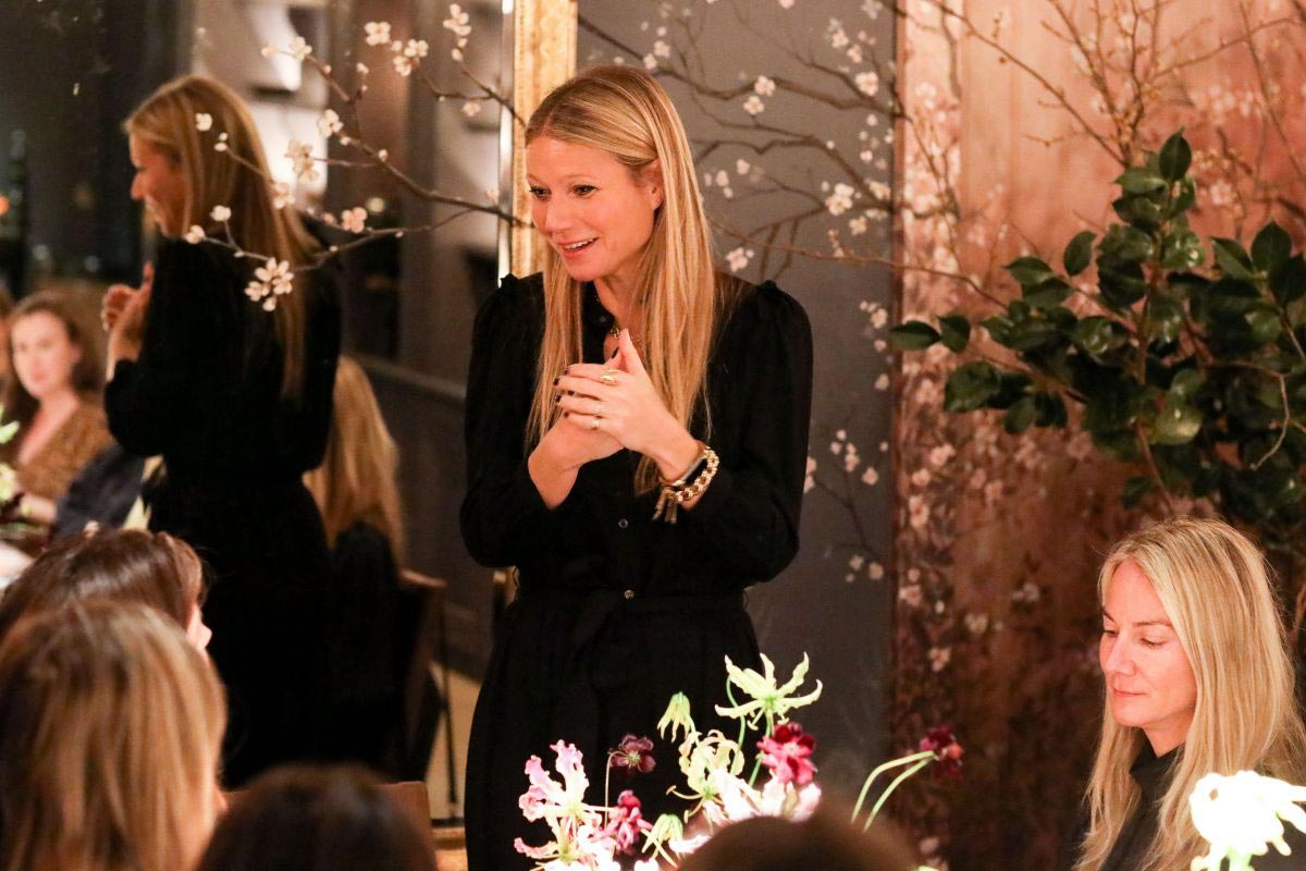 Gwyneth Paltrow at Goopgens Launch Celebration in New York 2018/11/16 1