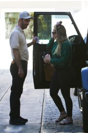 Hilary Duff Out and About in Los Angeles 2018/11/02 4
