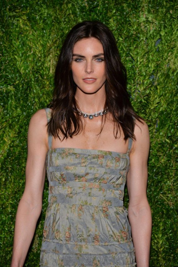 Hilary Rhoda at CFDA/Vogue Fashion Fund 15th Anniversary in New York 2018/11/05 1