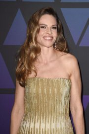 Hilary Swank at 10th Annual Governors Awards in Hollywood 2018/11/18 1