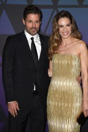 Hilary Swank at 10th Annual Governors Awards in Hollywood 2018/11/18 3