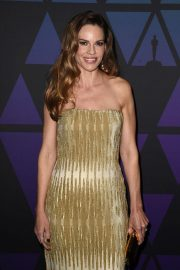 Hilary Swank at 10th Annual Governors Awards in Hollywood 2018/11/18 4