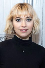 Imogen Poots at AOL Build in New York 2018/11/15 6