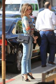 India Eisley Out for Lunch in Beverly Hills 2018/11/15 1
