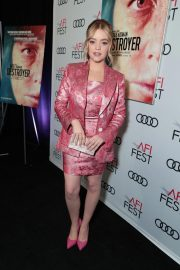 Jade Pettyjohn at Destroyer Screening at Afi Fest in Los Angeles 2018/11/13 1