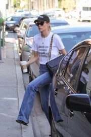 Jaime King Out and About in Los Angeles 2018/11/01 1
