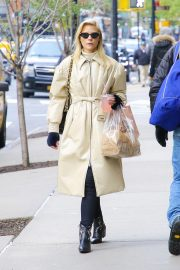 Jaime King Out and About in New York 2018/11/12 2