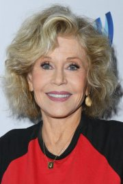 Jane Fonda at Telethon for America at Youtube Space LA in Los Angeles 2018/11/05 1