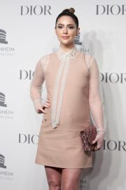 Janet Montgomery at Guggenheim International Gala Pre-party in New York 2018/11/14 5