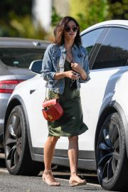 Jenna Dewan Out and About in Santa Monica 2018/11/20 3