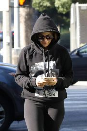 Jennifer Lopez Heading to a Gym in Los Angeles 2018/11/17 2