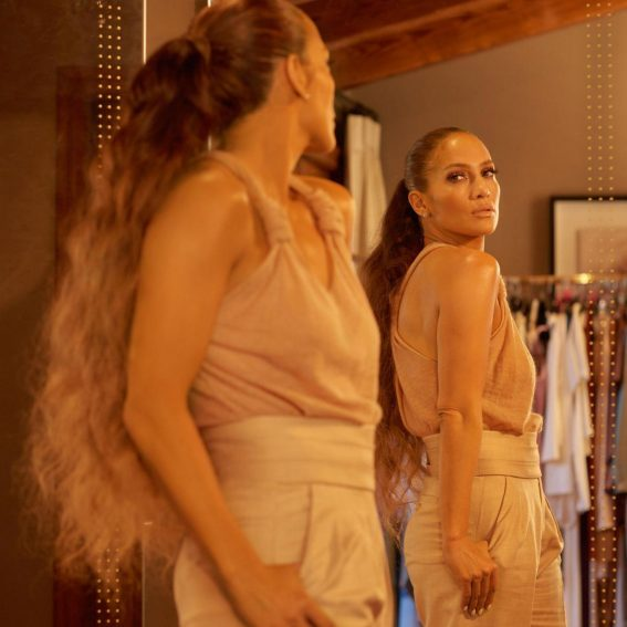 Jennifer Lopez in The New York Times, October 2018 1