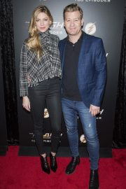 Jes Macallan at The Flash 100th Episode Celebration in Los Angeles 2018/11/19 1