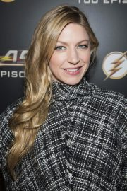 Jes Macallan at The Flash 100th Episode Celebration in Los Angeles 2018/11/19 3