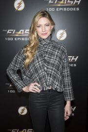 Jes Macallan at The Flash 100th Episode Celebration in Los Angeles 2018/11/19 4