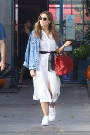 Jessica Biel Out for Lunch at Rose Cafe in Venice Beach 2018/11/04 6