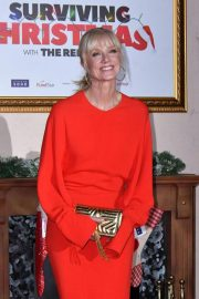 Joely Richardson at Surviving Christmas with the Relatives Premiere in London 2018/11/21 3
