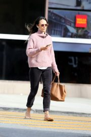 Jordana Brewster Out in Los Angeles 2018/11/27 3