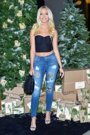 Jordyn Jones at Guess Holiday 2018 Event in West Hollywood 2018/11/07 2