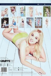 Jorgie Porter at 2019 Calendar Previews Photos 1