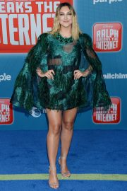 Julia Michaels at Ralph Breaks the Internet Premiere in Hollywood 2018/11/05 2