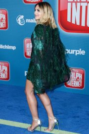 Julia Michaels at Ralph Breaks the Internet Premiere in Hollywood 2018/11/05 5
