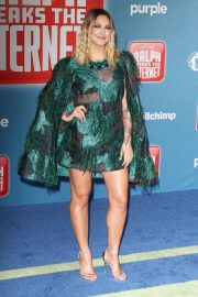 Julia Michaels at Ralph Breaks the Internet Premiere in Hollywood 2018/11/05 7