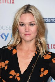 Julia Stiles at SkyQ Party at Vinyl Factory in London 2018/11/15 1