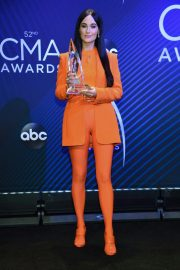 Kacey Musgraves at 52nd CMA Awards 2018 in Nashville 2018/11/14 1