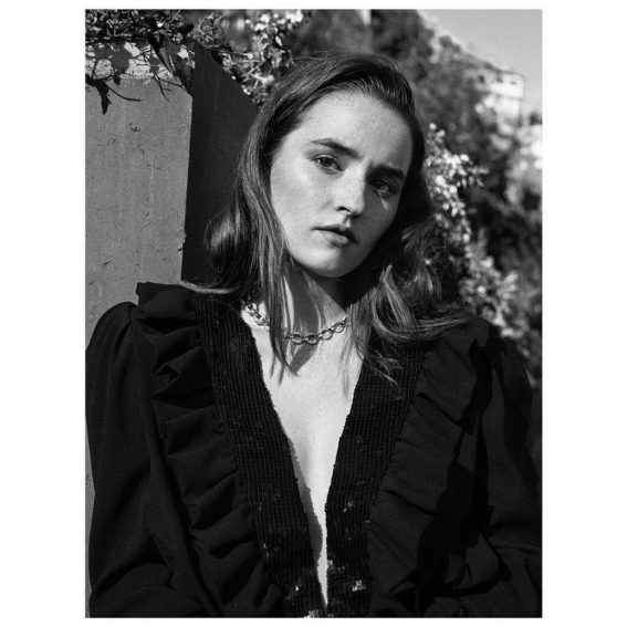 Kaitlyn Dever for V Magazine, Winter 2018 1
