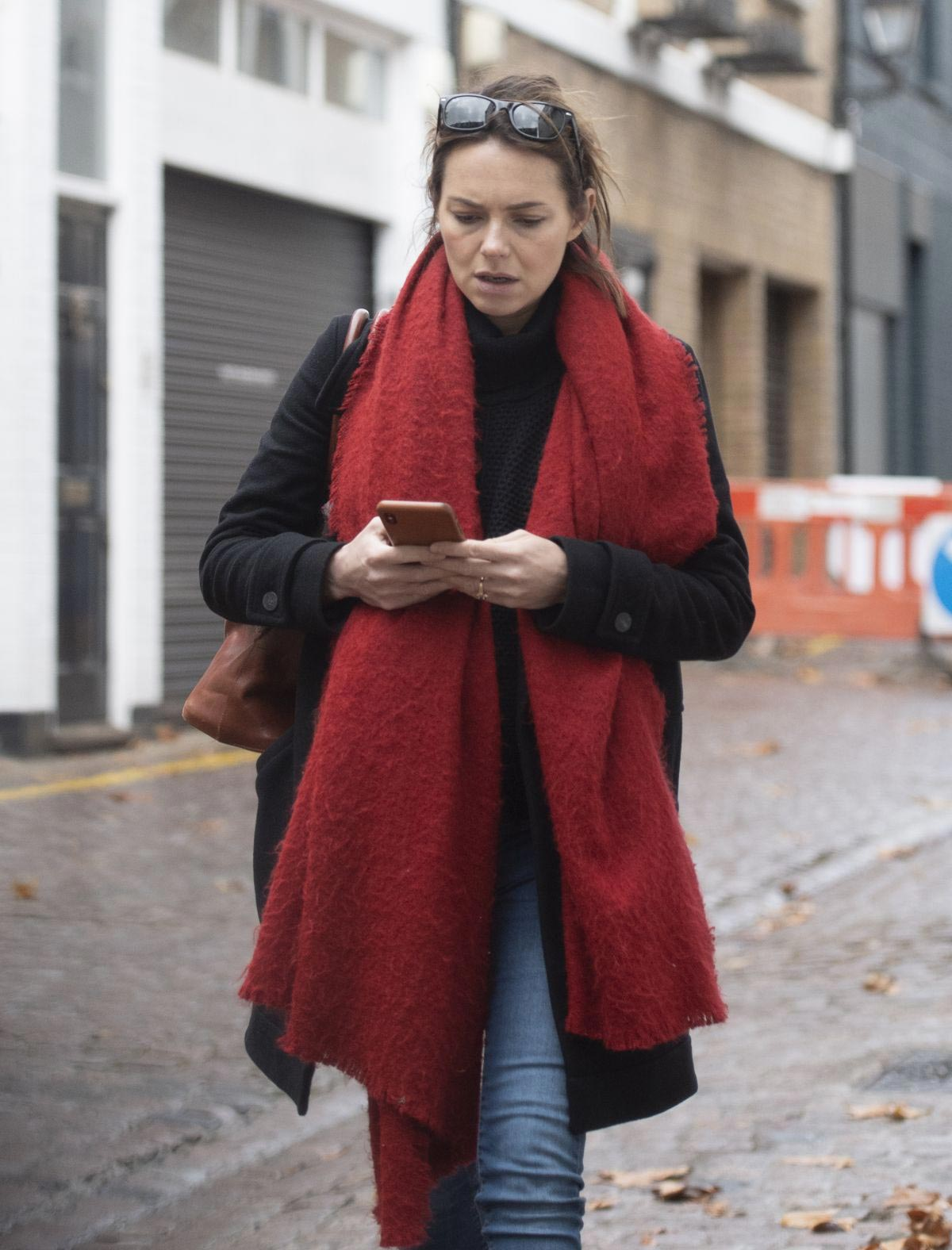 Kara Tointon Out and About in London 2018/11/20 1