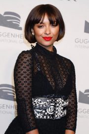 Kat Graham at Guggenheim International Gala Pre-party in New York 2018/11/14 3