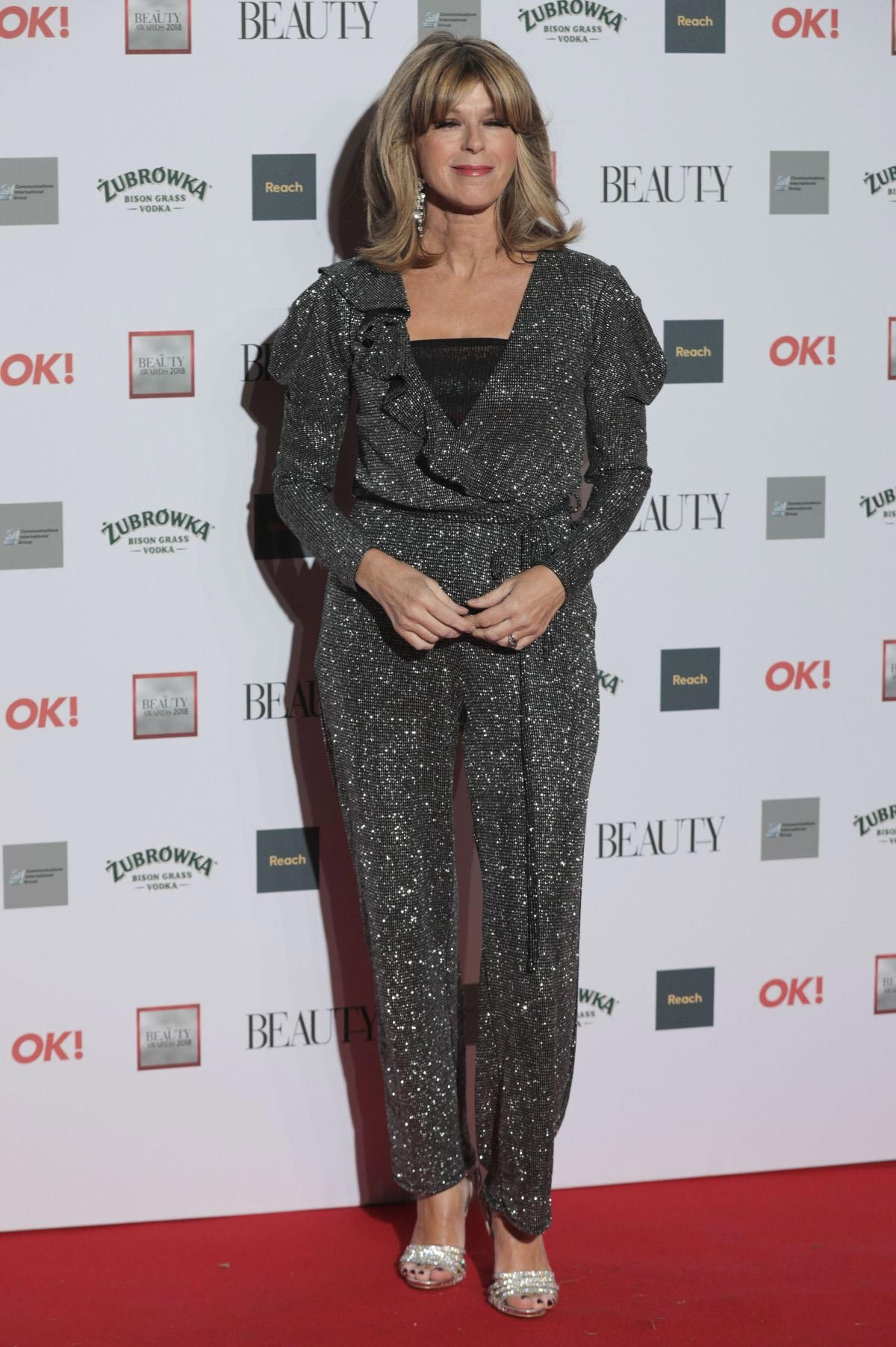 Kate Garraway at Beauty Awards 2018 in London 2018/11/26 1