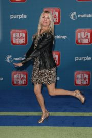Kate Higgins at Ralph Breaks the Internet Premiere in Hollywood 2018/11/05 6