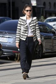 Kate Mara Out Shopping in Los Angeles 2018/11/27 5
