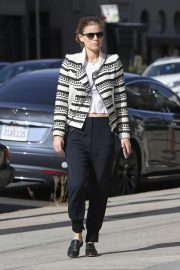 Kate Mara Out Shopping in Los Angeles 2018/11/27 10