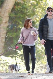 Kate Mara Out with Her Dogs in Griffith Park in Los Feliz 2018/11/03 1