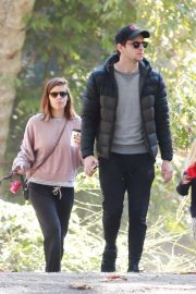 Kate Mara Out with Her Dogs in Griffith Park in Los Feliz 2018/11/03 2