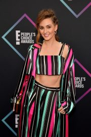 Katherine Barrell at People's Choice Awards 2018 in Santa Monica 2018/11/11 2
