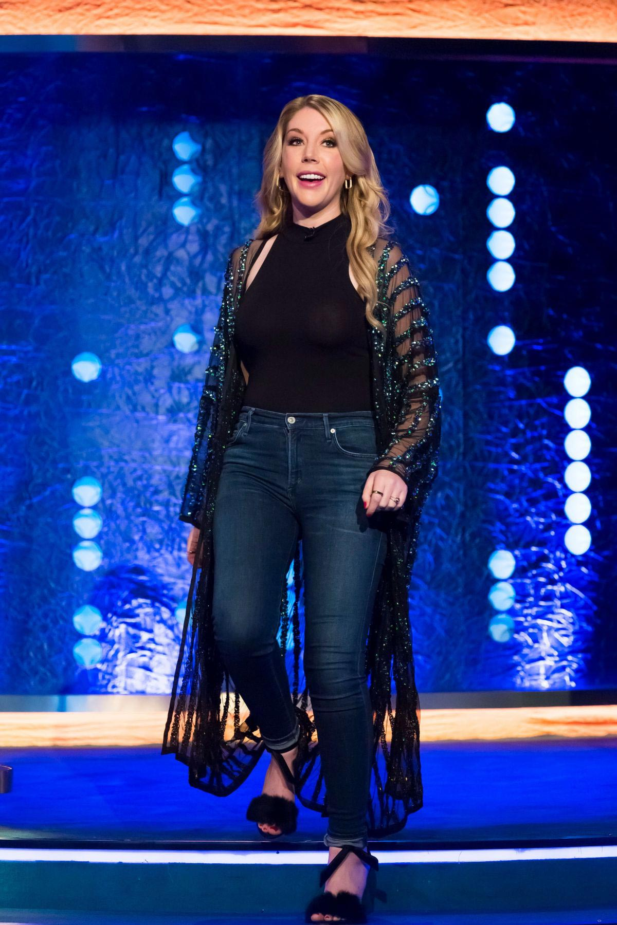 Katherine Ryan at Jonathan Ross Show in London 2018/11/17 1