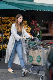 Katherine Schwarzenegger Shopping at Whole Foods in Brentwood 2018/11/25 4